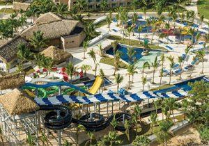 Droomresort op de Dominicaanse Republiek met zwemparadijs