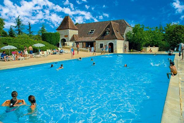 Camping in de Dordogne met tieners