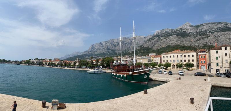 Eilandhoppen Kroatië Makarska, ook leuk tijdens een jongerenreis met Simi Reizen