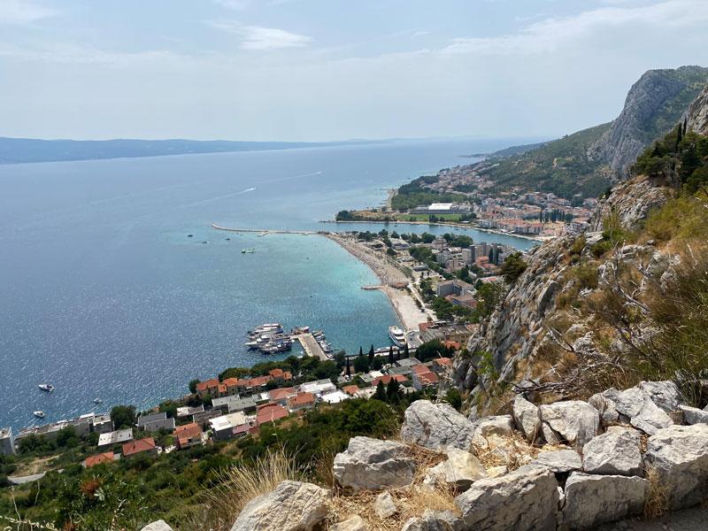 Eilandhoppen Kroatië in Omis