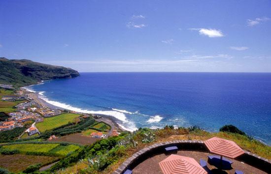 Familierondreis Azoren