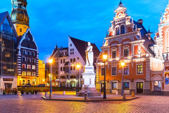 Rondreizen in Riga