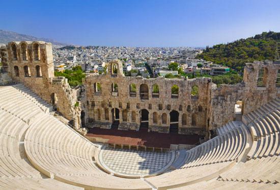 Familierondreis Griekenland