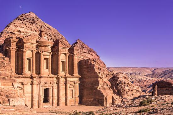 Verborgen stad: Petra