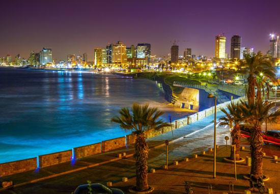 Rondreizen door Tel Aviv