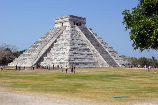 Familierondreis Mexico