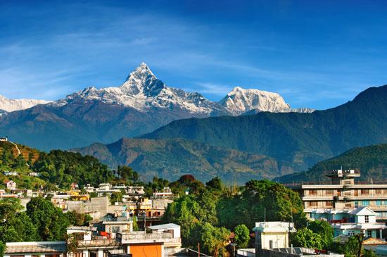 Familierondreis Nepal