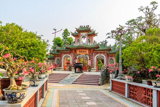Nog meer tempels in Vietnam