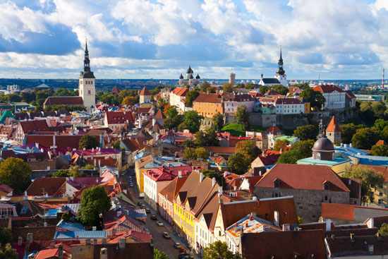 Familierondreis Baltische Staten Rusland