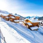 Wintersport met de familie in de Franse Alpen