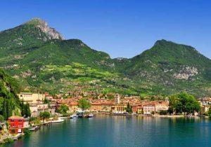 In 7 dagen met de fiets naar het Gardameer in Italië