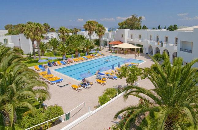 Top 3 hotels in Kos met tieners