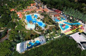 Mooie camping met subtropisch zwembad in Frankrijk