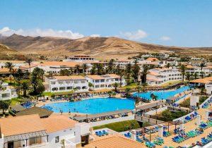 Prachtig all-inclusive resort in Fuerteventura