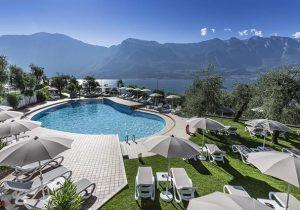 Heerlijke zonvakantie vanuit 4-sterrenhotel aan het Gardameer