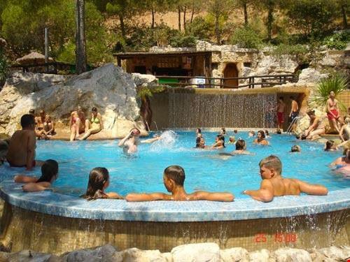 Luxe camping Spanje met tieners