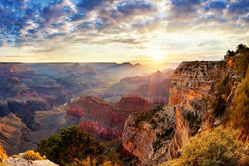 Vakantie Grand Canyon