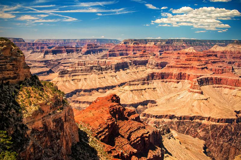Grand Canyon vakantie