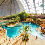 Het grootste zwemparadijs ter wereld, gewoon in het mooie Berlijn