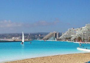 Ontdek het grootste buiten zwembad ter wereld