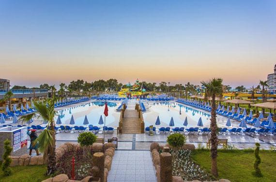 Hotel Alanya met aquapark