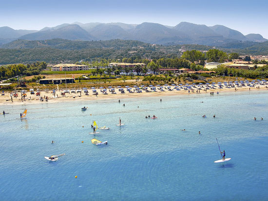 Vakantie op Corfu met oudere jeugd