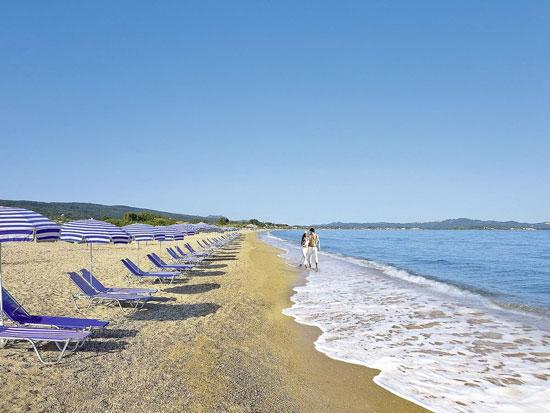 Vakantie Corfu met tieners
