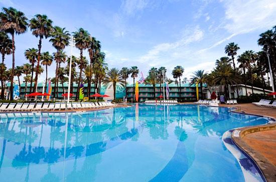 Hotel dichtbij Disney World met tieners