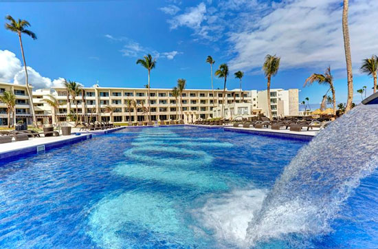 Hotel Dominicaanse Republiek met tieners