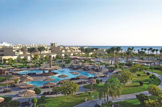Hotel Egypte met zwemparadijs