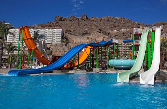Hotel Gran Canaria met zwemparadijs