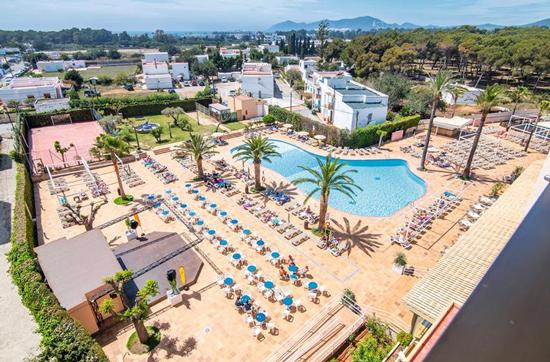 Hotel Ibiza voor tieners