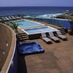 Hip en trendy hotel direct aan het strand op Kaapverdië