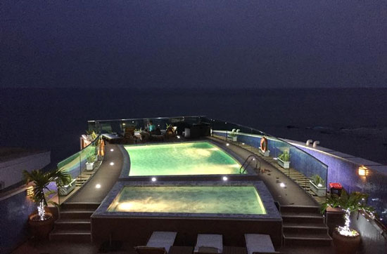 hotel Kaapverdië met tieners