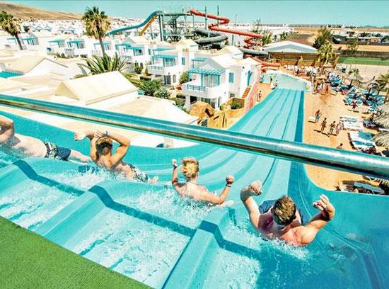 Hotel Lanzarote met tieners