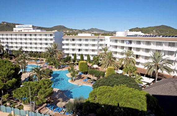 Hotel Mallorca met groot zwembad