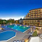 Fijn hotel met fantastische ligging dichtbij Porec
