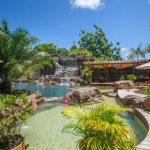 Van alle gemakken voorzien in dit prachtige resort in Paramaribo