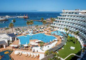 Populair appartement op Tenerife aan zee