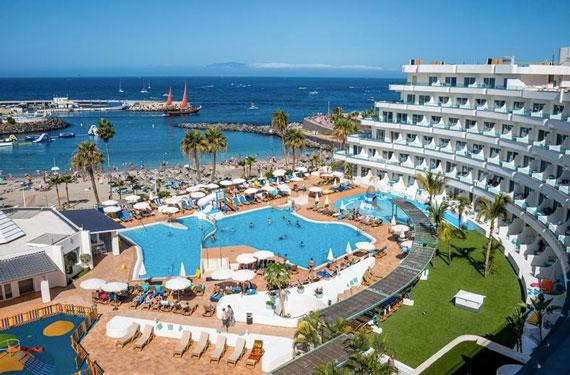 Hotel Tenerife met tieners