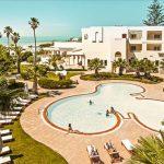 Viersterrenhotel aan de zonnige Tunesische kust