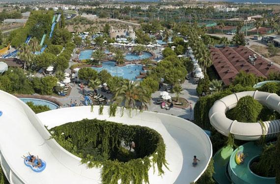 Hotel Turkije met aquapark