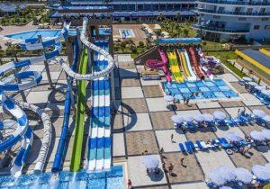 Prachtig resort aan de Turkse kust met enorm aquapark