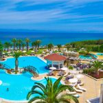 Geweldig hotel aan prachtig strand op het bruisende Rhodos
