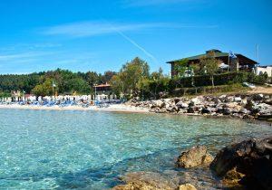 All inclusive vakantie in prachtige bosrijke omgeving van Sani Beach