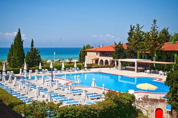 All-inclusive hotel Griekenland met tieners
