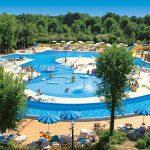 Vakantiepark met gigantisch waterpark en privéstrand in Italië