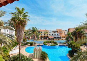 Leuk hotel met perfecte ligging aan de Costa Dorada
