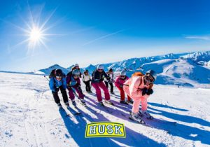 Wintersport NEXT LEVEL met de Husk Experience!