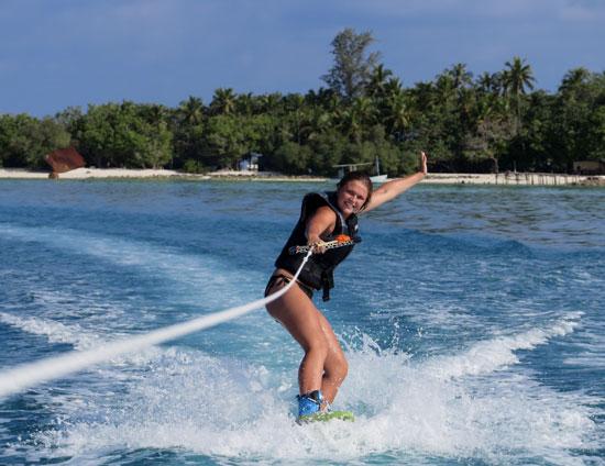 Unieke jongerenrondreis op de Malediven